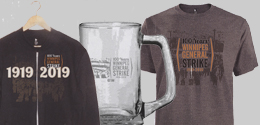 Get your 1919 Strike Merchandise here!