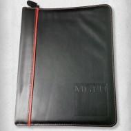 Black & Red Portfolio