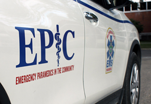 Community paramedic vehicle image