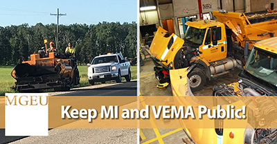Keep MI and VEMA public