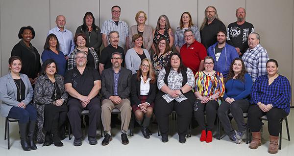 MGEU 2018-2020 Board of Directors
