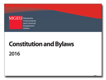 MGEU Constitution and Bylaws 2016