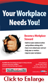 Become a Workplace Steward - thumbnail