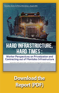 Hard Infrastructure, Hard Times Report