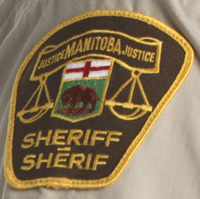 MB sheriff patch