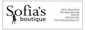 Sofia's Boutique