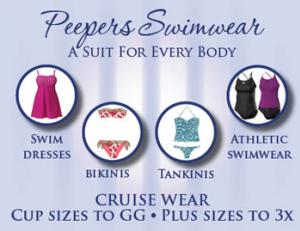 Peepers Swimwear