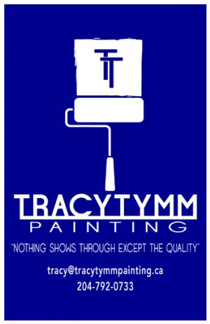 Tracy Tymm Painting