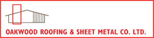 Oakwood Roofing & Sheet Metal Co. Ltd.