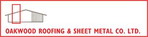 Oakwood Roofing & Sheet Metal Co. Ltd.