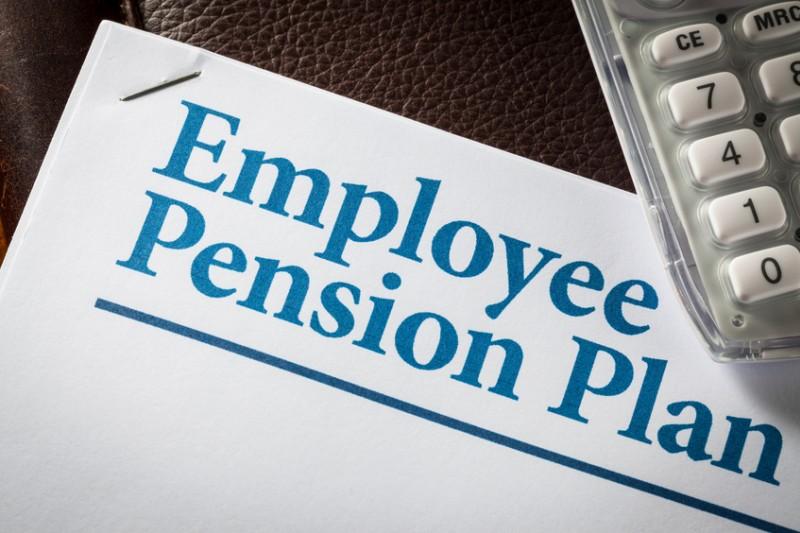 employee pension plan booklet