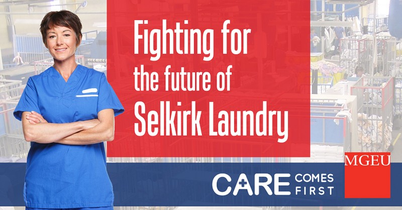 Fighting for the Future of Selkirk Laundry