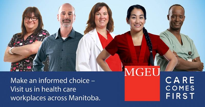 MGEU health care members