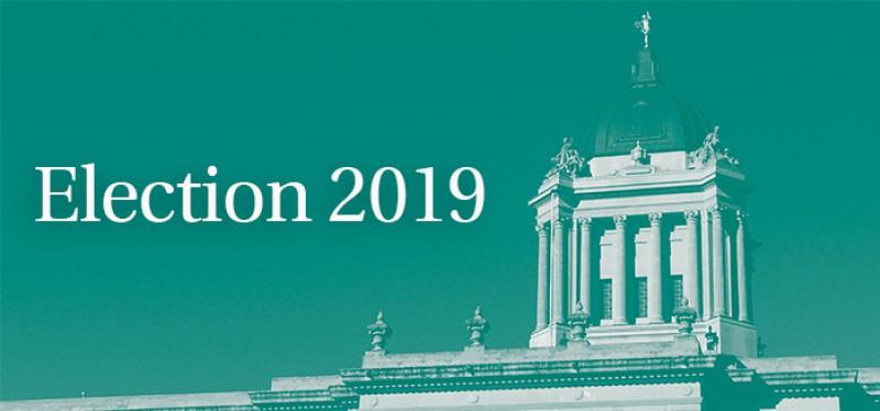 election 2019 over legislature building
