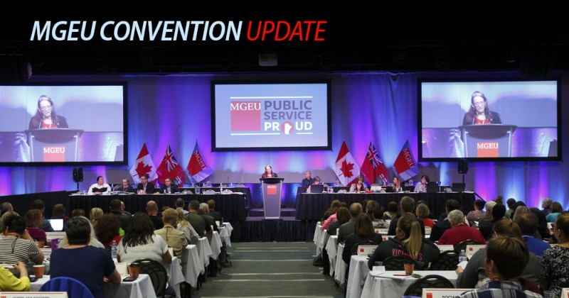 MGEU Convention Update