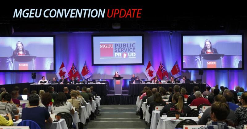 MGEU Convention Update