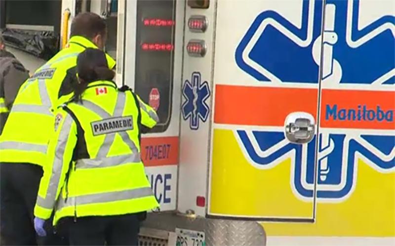 Winnipeg paramedics