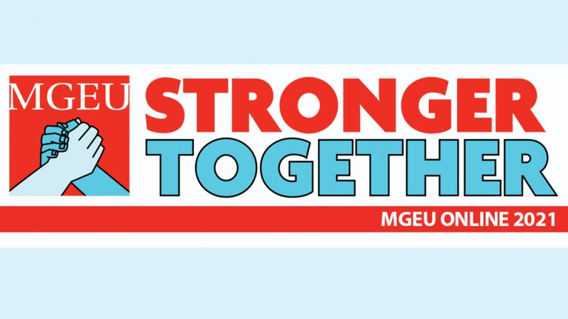 MGEU Stronger Together