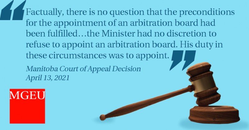 decision quote with gavel